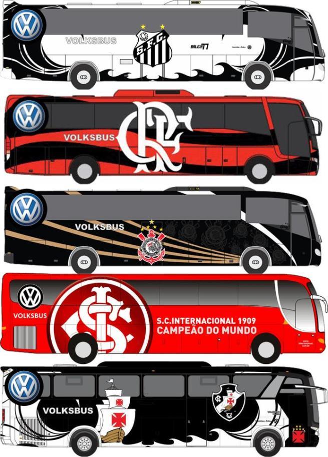 onibus Volksbus